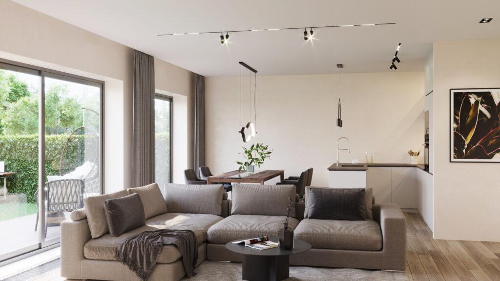 Project Rupel, moderne woningen te koop in Rumst